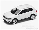 МОДЕЛЬ 1:87 TIGUAN PURE WHITE - фото 7405